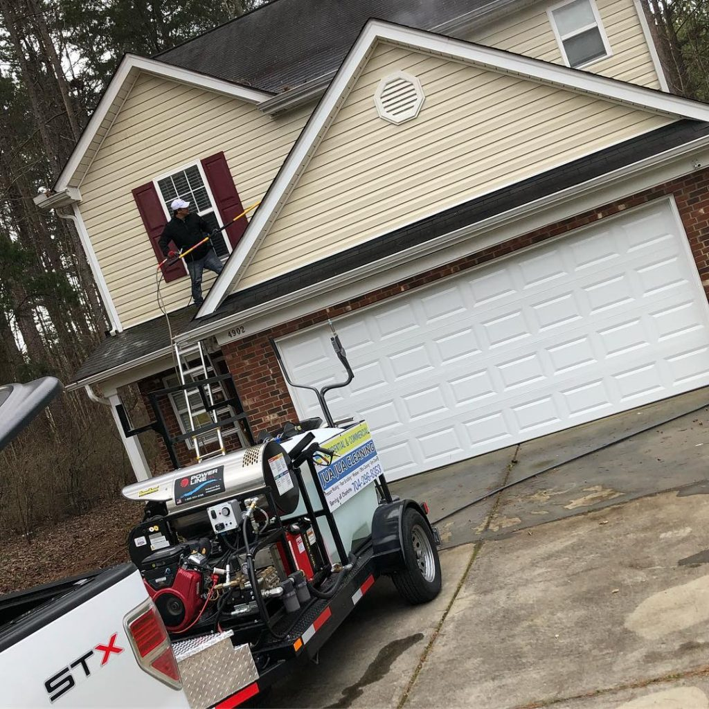Pressure Washing Wesley Chapel NC