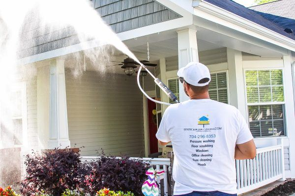 Top Rated Weddington Pressure Washing