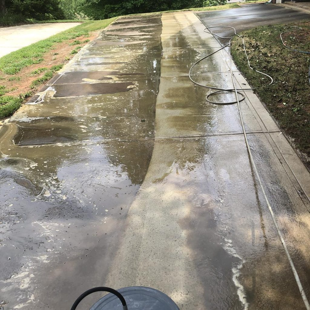 Pressure Washing Weddington NC