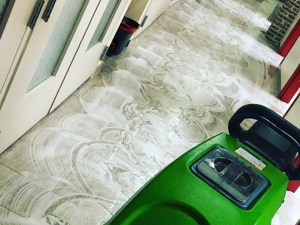 commercial building cleaning fort mill
