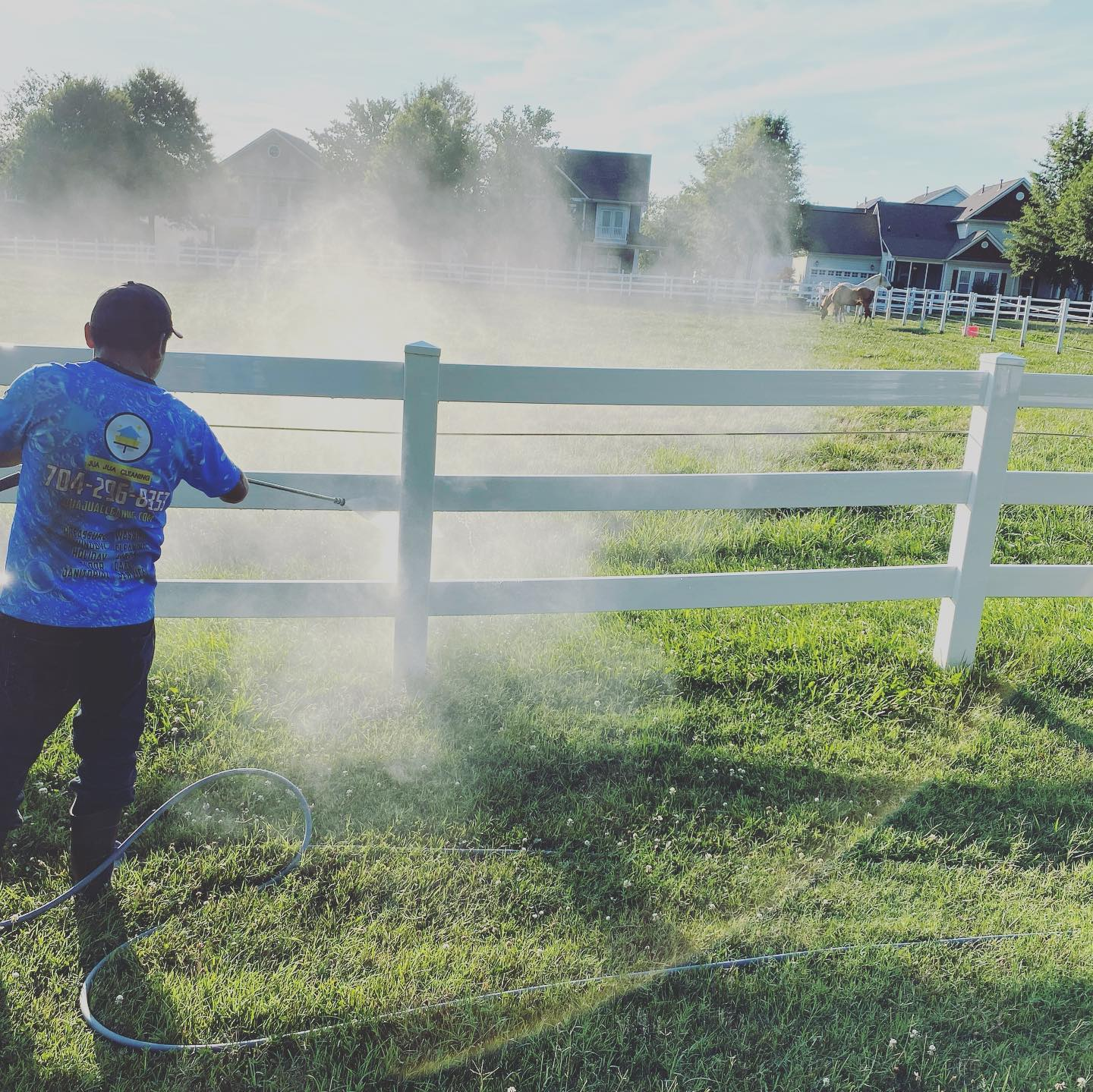 house washing Fort Mill