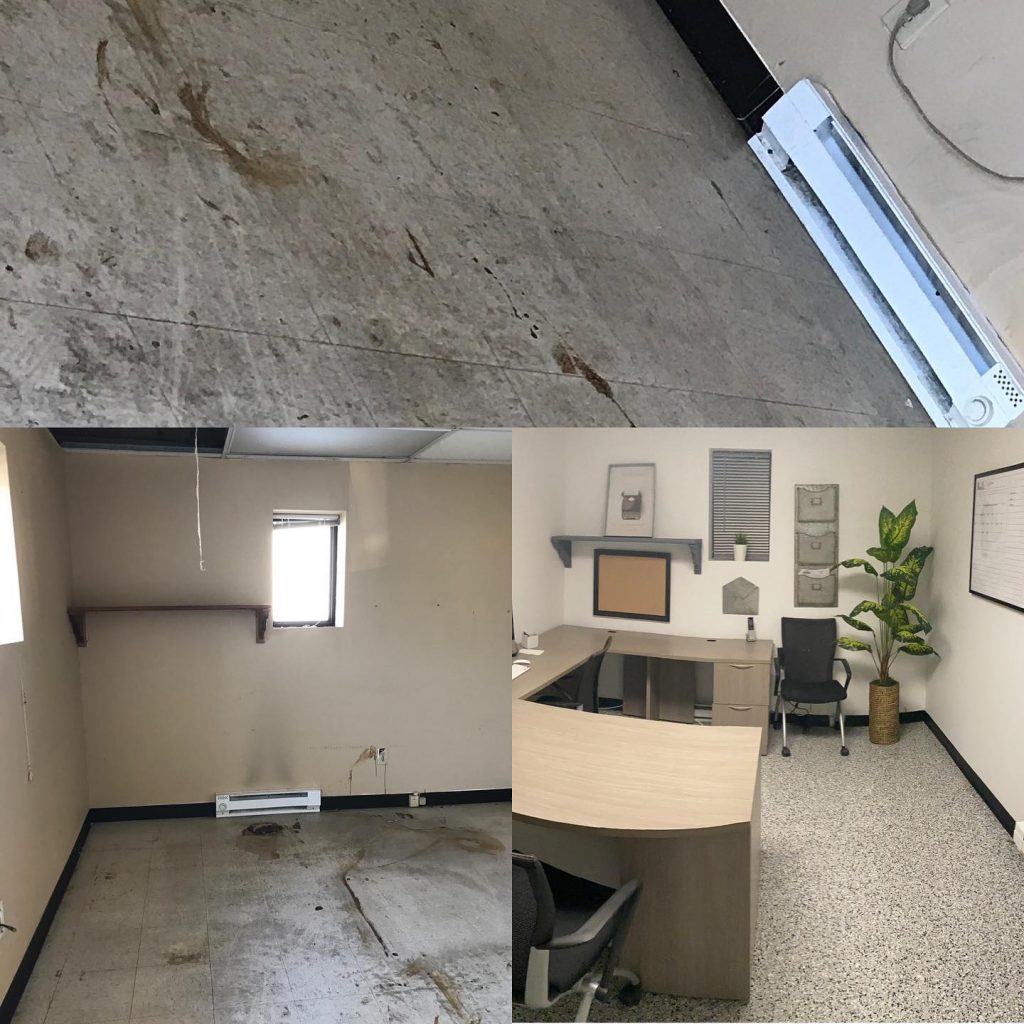 office building cleaning services Waxhaw