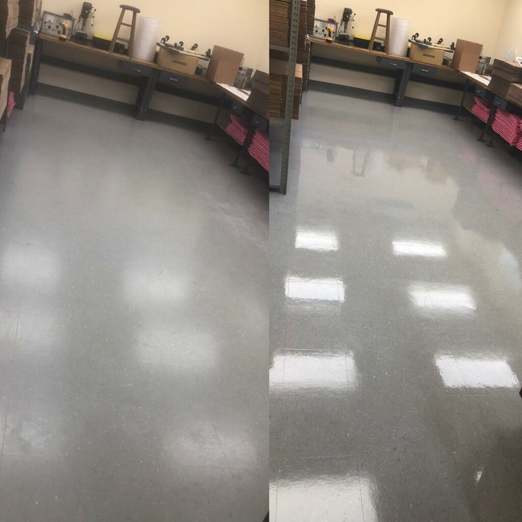 janitorial services in Concord NC