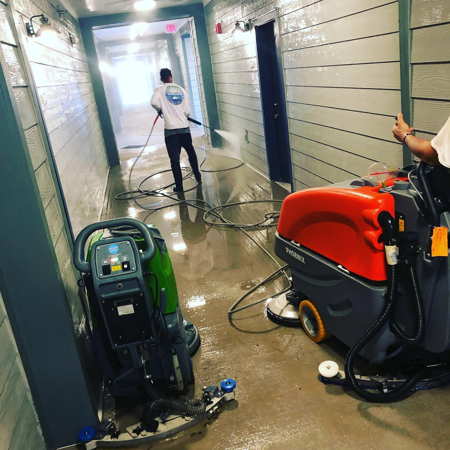 office cleaning services Concord