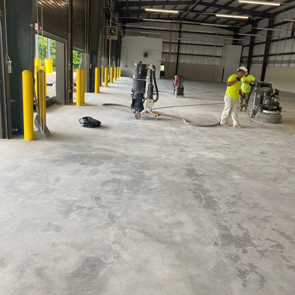 concrete grinding services Fort Mill SC