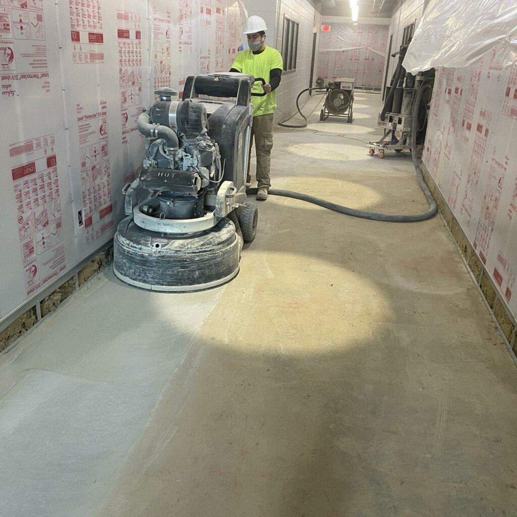 concrete grinding services Matthews NC