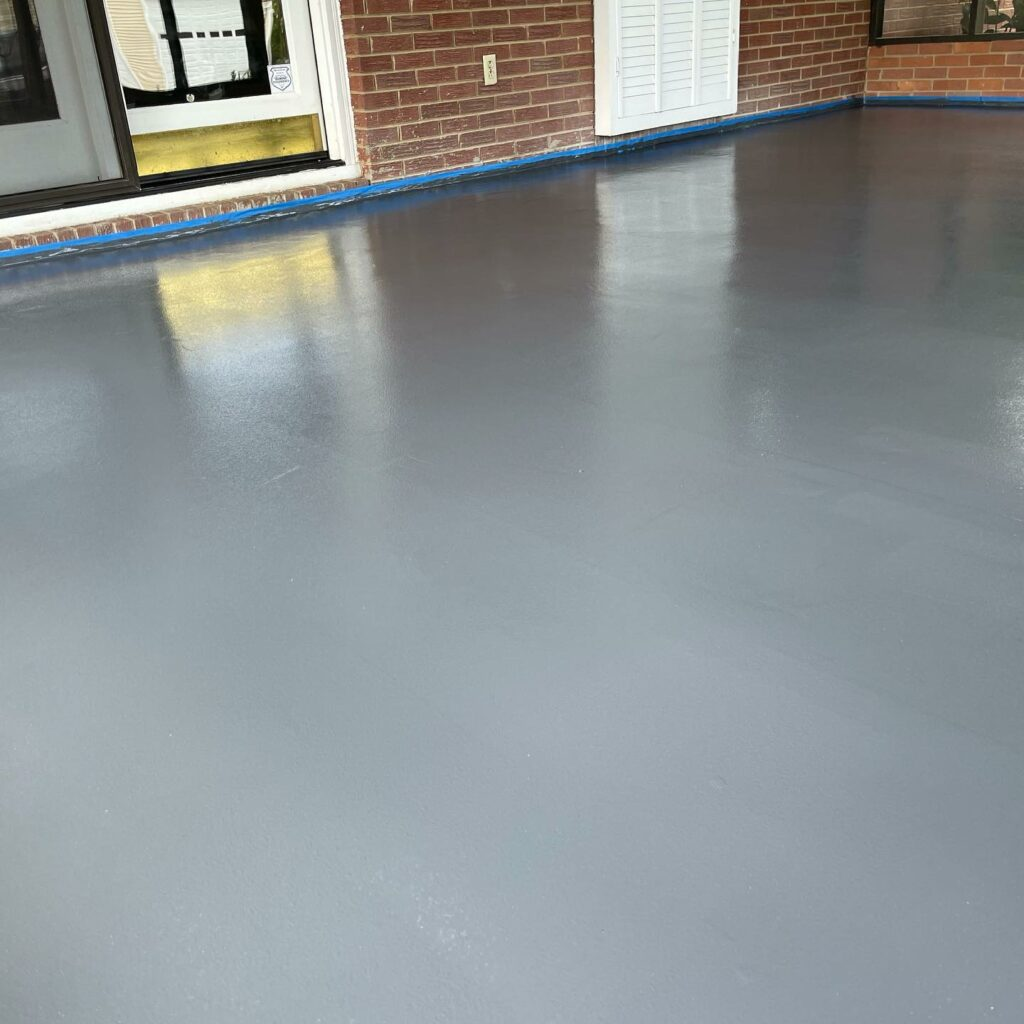 epoxy coating services Huntersville NC