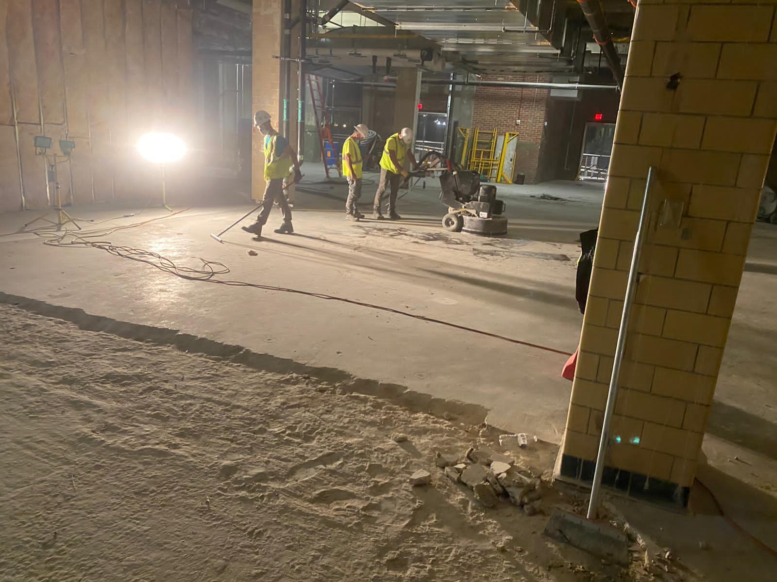 epoxy flooring Charlotte NC