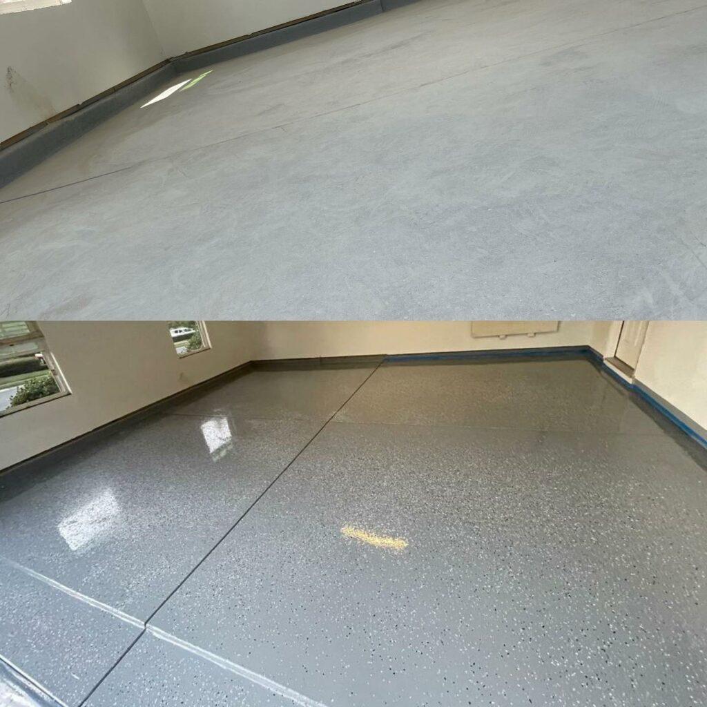 epoxy flooring Concord NC