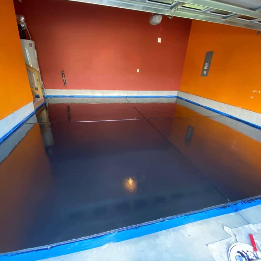 epoxy flooring Fort Mill SC