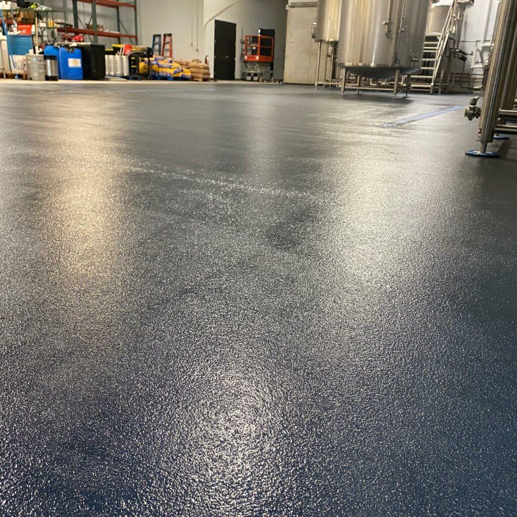 epoxy flooring Waxhaw NC